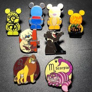 Disney Jewelry - Disney pin bundle for @sherihart03